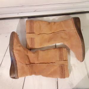 BJORNDAL LEATHER BOOTS